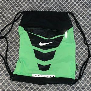 COPY - Nike Neon Green Drawstring Bag